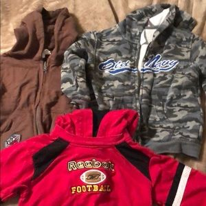 Other - 3- 2T hoodies